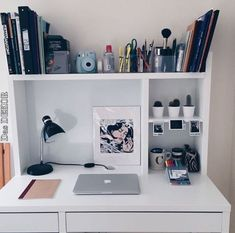 """the studying dinosaur, futurecanadianmd: """"finally organized my study space and I'm honestly in love with my new cacti """". Bedroom Desk, Room Decor Bedroom, Diy Room Decor, Dorm Room, Study Room Decor, Study Rooms, Aesthetic Room Decor, Study Space, Study Desk"""