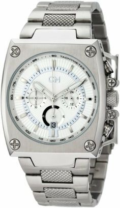 Carlo Monti Men's CM101-181 Modena Chronograph Watch Carlo Monti. $270.00. Case diameter: 43 mm. Chronograph. Analog display. Water-resistant to 165 feet (50 M). Mineral crystal. Save 71% Off!
