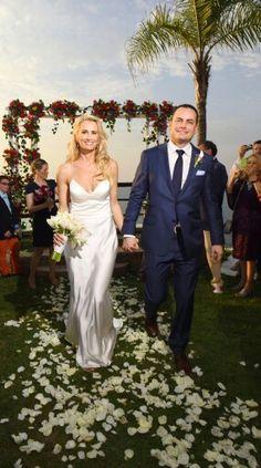 Real bride Rebecca wore #Harlow #Mexico