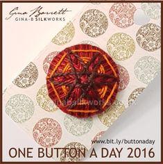 Day 327: Autumn Star #onebuttonaday by Gina Barrett