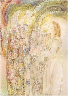 Sulamith Wülfing 1901-1989 | German illustrator