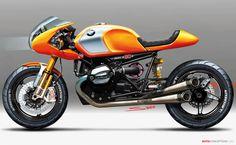 BMW Motorrad Concept Ninety