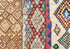 Weinlese-One-of-a-Kind Marokkanische Teppiche | Mode-Trends, Beauty & Kosmetik - ReinMode