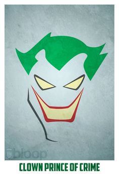 The Joker By Bloop