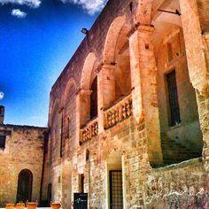 Castello Episcopio nel Grottaglie, Puglia grotta ipogea pinto