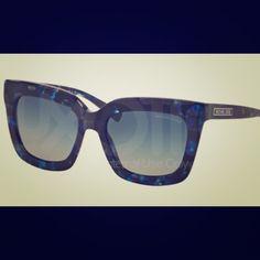 Gorgeous Michael KoRs Tortoise New Sun Glasses Details: Model: Michael Kors MK 2013F Sunglasses Frame Color: Blue Marble Lens Color: Blue Grey Gradient Color Code: 30794L Size: 5318 Gender: Female Shape: Square Frame Material: Plastic. Never been worn Michael Kors Accessories Sunglasses