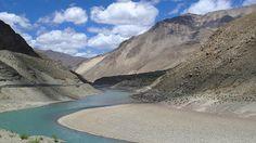 Yarlung Zangbo River, Tibet  | China photo