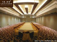 Conference Halls In Mumbai - 18.99 Latitude