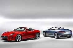 PARIS AUTO SHOW - JAGUAR  The Jaguar F-Type convertible will go on sale in the U.S. in the summer of 2013. A coupe version will follow, though there's no word yet on pricing for either.