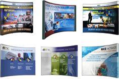 LightMix | Booth Design, trade show graphics DC