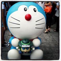 #doraemon #holiday #cute #summer2012 - @ctinechen- #webstagram