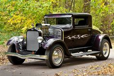 1928 Dodge Coupe - 800HP