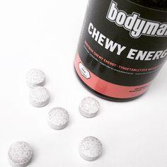 """""""Et par af disse lækre koffeinrige tyggetabeletter og så er jeg klar til træning #caffeine #supplements #energy #diet #bikinifitness #fitness #fitfam #fitfamdk #bodyman_dk #bodymannutrition"""" Photo taken by @nataliedvillumsen on Instagram, pinned via the InstaPin iOS App! http://www.instapinapp.com (07/10/2015)"""