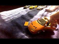 (1411) toyota supra diecast ( 1995) - YouTube Car Videos, Diecast Models, Toyota Supra, Youtube