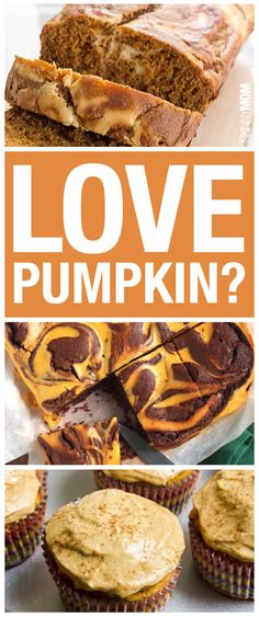You have to try these 9 delicious pumpkin recipes!