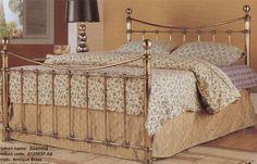 cama vintage metal