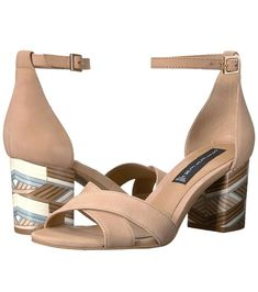 c0323f6586a Steve Madden Women s Voomme-s Dress Sandal Size 7.5  fashion  clothing   shoes