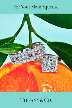 """Before you plan the perfect """"I do,"""" find the perfect Tiffany ring. Tiffany Wedding Rings, Tiffany Engagement, Tiffany Rings, Tiffany Jewelry, Engagement Ring Styles, Tiffany And Co, Tiffany Blue, Jewellery Advertising, Jewelry Ads"""
