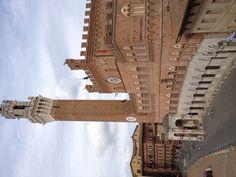 Torre del Mangia - Piazza del Campo - Siena