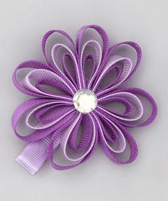 fiori di stoffa semplici - Cerca con Google