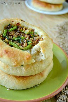 Spicy Treats: Bialys / Soft Chewy Rolls - We Knead To Bake # 5