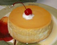 Rum Flan Cake