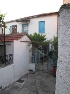 Traditional stone House in Argalasti - Property Pelion
