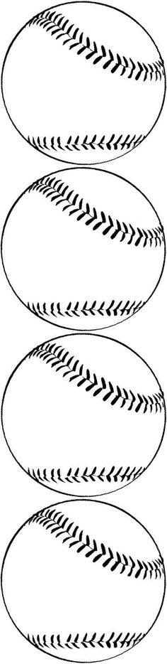 Baseball Nametags.pdf | Scribd #BaseballBoys