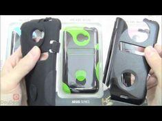 #HTC EVO 4G LTE #Trident Aegis Case Review @DayDeal_com