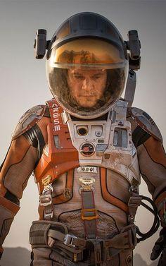 """Imagen de la película """"Marte"""" de Ridley Scott, incluida en la crítica de Alfie, responsable de Videodromo, para Principia."""