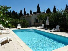 Très+agréable+maison+de+vacances+avec+piscine+cloturée++6+couchages,+2sbain+++Location de vacances à partir de Alpilles Durance @homeaway! #vacation #rental #travel #homeaway