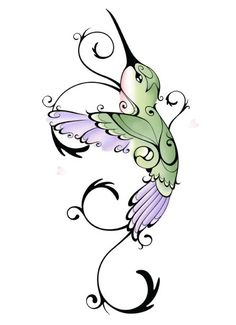 If I ever got a tattoo, this would be it! Just below my left collarbone, with a yellow rose behind it in memory of my Granny. :)
