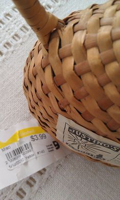 Thrifted Woven Finds 3 by NYCLQ, via Flickr