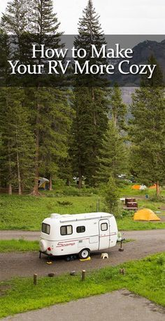 RV And Camping. Learn Everything You Need To Know About Camping. Camping is the ideal wholesome activity that you can do with family and friends. But, some people don't even bother going on a trip because they think the Camper Life, Rv Campers, Rv Life, Happy Campers, Pod Camper, Truck Camper, Camper Van, Camping Glamping, Van Camping
