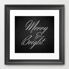 "Merry and Bright by Maureen Bates Photography, Framed Art Print. Paper size 10"" x 10"". Printed area 8"" x 7"". Framed fine art print on natural white, matte, ultra smooth, 100% cotton rag, acid and lignin free archival paper using an advanced digital dry ink method to ensure vibrant image quality. Starting at $36"
