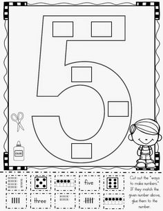 McGinnis' Little Zizzers: New Kindergarten Teaching Materials Teaching Numbers, Numbers Kindergarten, Numbers Preschool, Math Numbers, Preschool Math, Teaching Kindergarten, Math Classroom, Fun Math, Math Activities