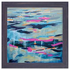 """Tilt Shift"" - Art Print by Kelly Johnston in beautiful frame options and a variety of sizes."