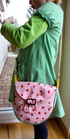 lillesol & pelle Schnittmuster/ pattern: Taschenset Frühling