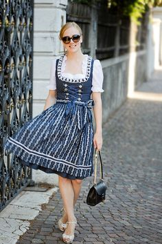 Wiesn Countdown – how to style your dirndl Zalando