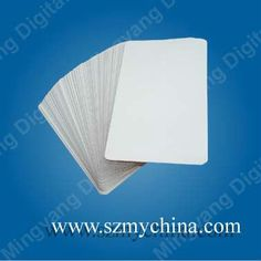 cheap sublimation blank products custom metal business cards china $5.9~$9.8