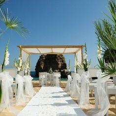 Algarve Weddings by ALGARVE WEDDING PLANNERS - Beach Wedding Algarve