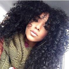Curly fro PINTEREST: boricuaqueen7