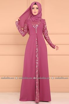 Cardigan Evening Dress – Best Of Likes Share Plus Size Long Dresses, Evening Dresses Plus Size, Nice Dresses, Muslimah Wedding Dress, Hijab Style Dress, Islamic Fashion, Muslim Fashion, Abaya Fashion, Fashion Dresses