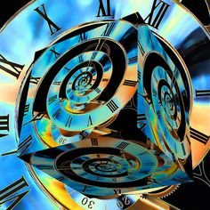 Infinity Time Cube Photograph by Steve Purnell - Infinity Time Cube Fine Art Prints and Posters for Sale