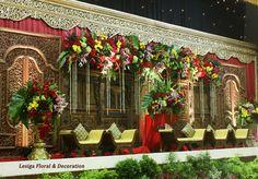 Dekorasi Pelamian Jawa Modifikasi