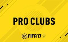 Fifa 17: annunciate le novità per la modalità Pro Club ! Torna finalmente l'EDITOR delle maglie Manca ancora più di un mese all'uscita di Fifa 17 ma ogni giorno arrivano notizie con le ultime novità per il titolo calcistico di Ea Sports. Oggi la software house canadese ha parlato delle modifich #fifa17 #proclub
