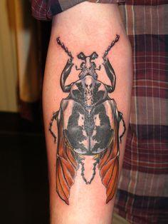 12 Fascinating Scientific Illustration Tattoos   Tattoo.com