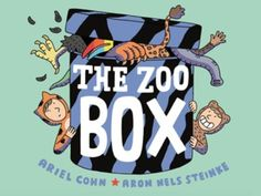 """""""[It] does not have crossover appeal, [but] it may be a hit with animal loving children."""" http://cuddlebuggery.com/blog/2014/08/20/review-the-zoo-box-by-ariel-cohn-aron-nels-steinke-illustrations/"""