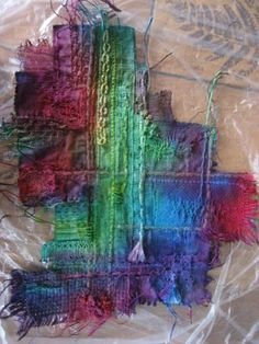 Ruth Issett Workshop 'Surfaces to Dye For'