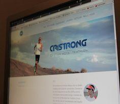 Página personal del deportista Cristian Moya.